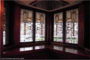 Robie House Living Room windows