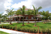 Prairie architecture in Ft Myers, Florida