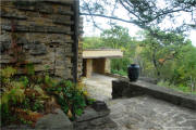 Taliesin East Entry