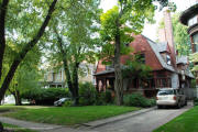 FLW McArthur and Blossom Homes - Chicago