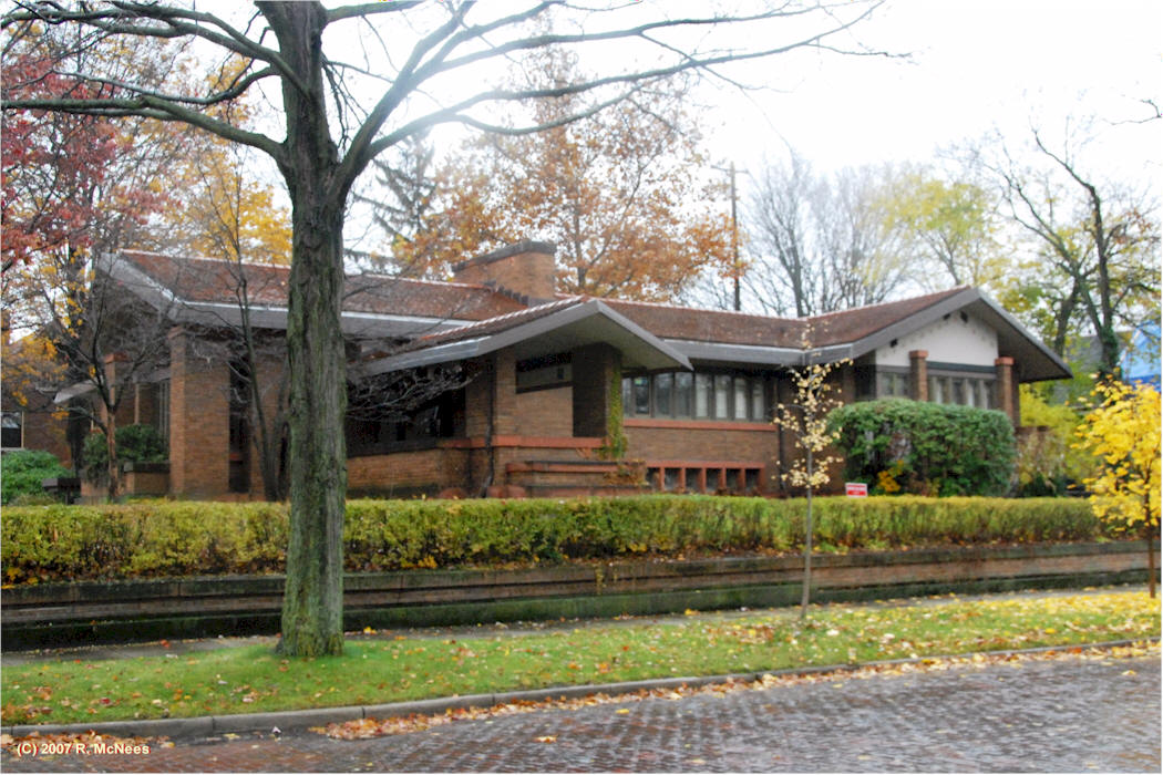 Hermann V Von Holst J H Amberg House Grand Rapids