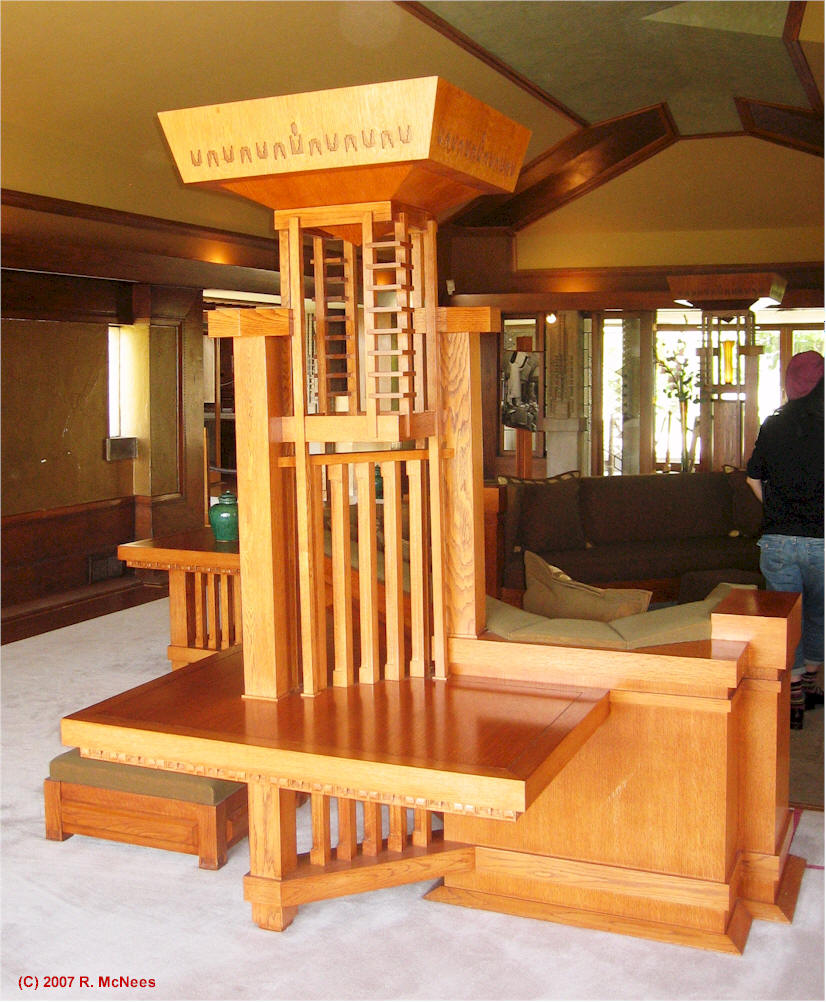 PDF DIY Frank Lloyd Wright Furniture Style Download free tool chest ...