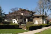 Frank Lloyd Wright Henderson House - Elmhurst, IL - 1901