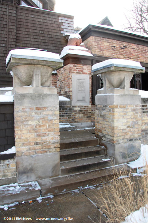 Frank Lloyd Wright architecture in Oak Park, IL ...