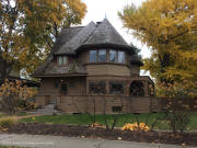 Robt Emmond House in LaGrange, IL  by Frank LLoyd Wright