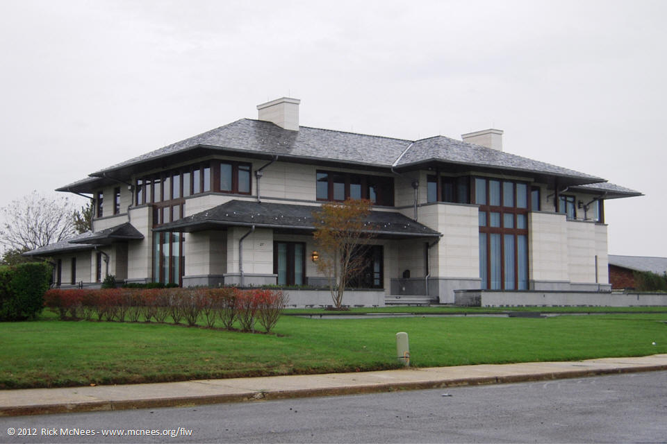 Prairie school architecture photo gallery by rick mcnees for Architecture schools in nj