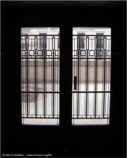 Frank Lloyd Wright Unity Temple Doors