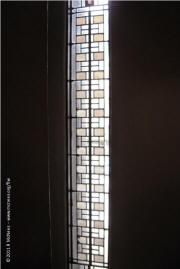 Frank Lloyd Wright Oak Park Unity Temple Sanctuary Light Screen