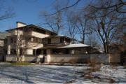 Frank Lloyd Wright Wm Martin House - Oak Park - 1903