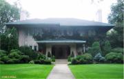 Prairie architecture - Albert True House 231 E 3rd Hinsdale, IL
