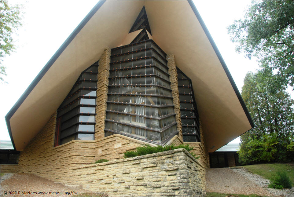 ... Frank Lloyd Wright Architecture   Unitarian Meeting House, Madison,  Wisconsin ... Home Design Ideas