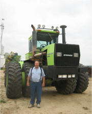 Stan's Steiger Panther 325 4WD