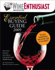 Wine Enthusiast Essential Wine Buying Guide 2009