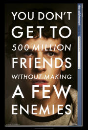 Social Network Movie Poster