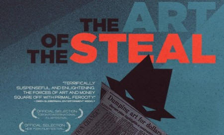 Art of the Steal Movie