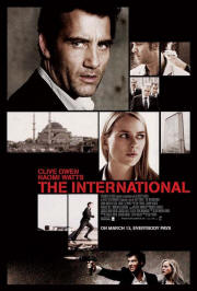 The International - Movie Poster