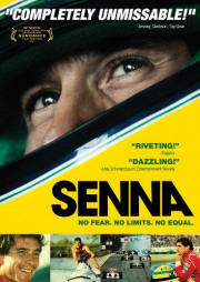Aryton Senna Movie Poster