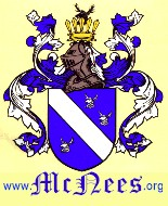 McNees Family Crest (Scotland)