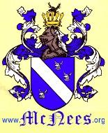 McNees Family Crest (Scotland)