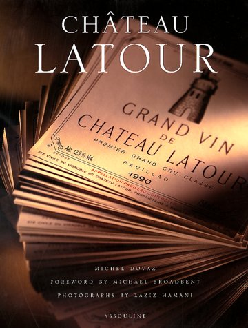 Chateau Latour by Michael Dovaz