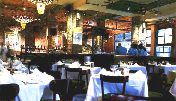 Tribeca Grille - New York