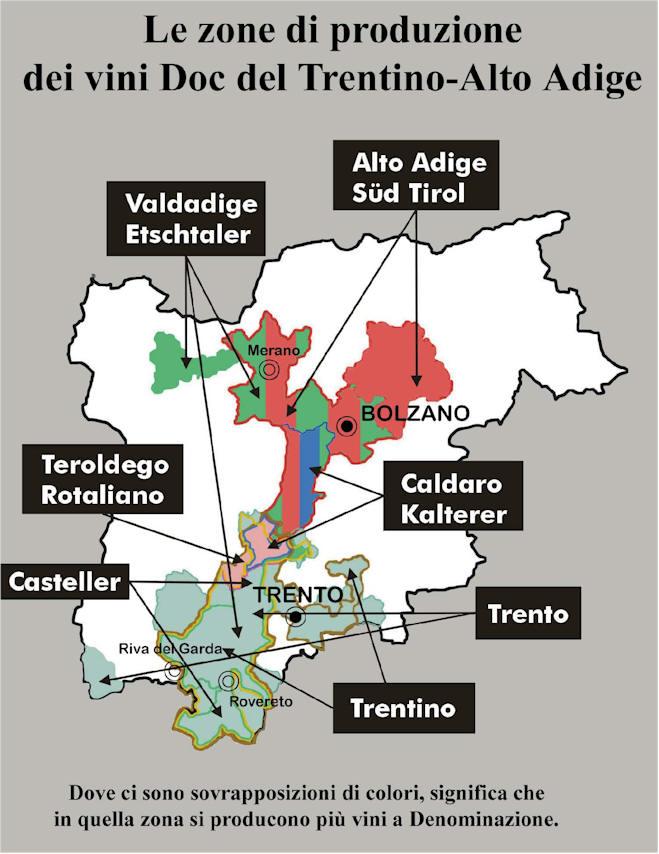 TrentinoAlto Adige Beviamo