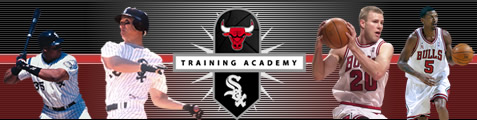 Chicago Bulls and White Sox Training Academy