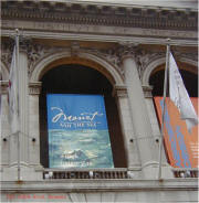 Chicago Art Institute Manet Banner