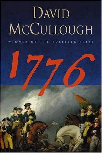 1776 by david mccullough thesis