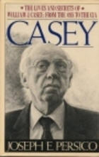 William J Casey - From OSS to CIA
