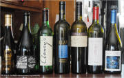 McNees St Patrick's Day dinner wine filght selection
