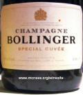 Bollinger Special Cuvee Brut label