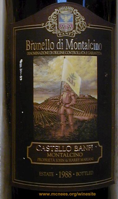 brown cantenac 1975