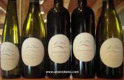 Linden Vineyards Wine Flight - Hardscrabble Red, Avenius Chardonnay, Late harvest Vidal