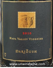 Darioush Napa Valley Vioginer 2010