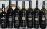 Del Dotto Connoisseur Series Napa Valley Cabernet Sauvignon 2001
