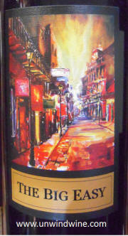 Fess Parker Big Easy Red Wine