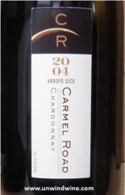 Carmel Road Arroyo Seco Chardonnay 2004