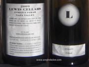 Lewis Cellars Ethan's Syrah 2009