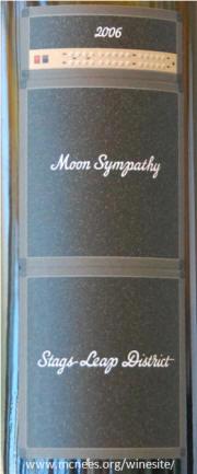 Cliff Lede Moon Sympathy Cabernet Sauvignon 2006