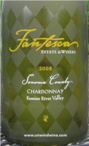 Fantesca Russian River Valley Chardonnay 2008