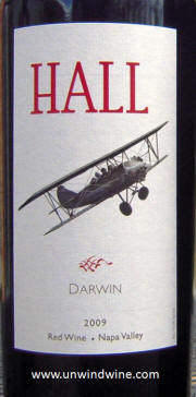 Hall 'Darwin' Napa Valley Red Wine 2009
