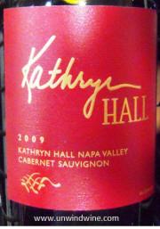Kathryn Hall Napa Cabernet Sauvignon 2009