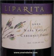 Liparita Napa Valley Cabernet Franc 2002