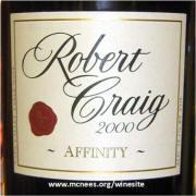 Robert Craig Affinity 2000 label