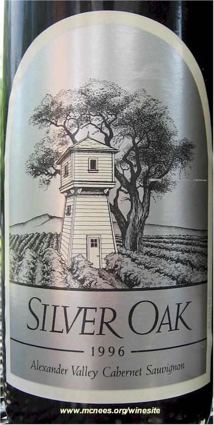 Unwindwine Silver Oak Alexander Valley Cabernet Sauvignon
