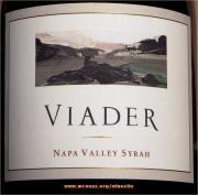 Viader Napa Valley Wine