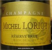 Michel Loriot Reserve Brut  Blanc de Noirs