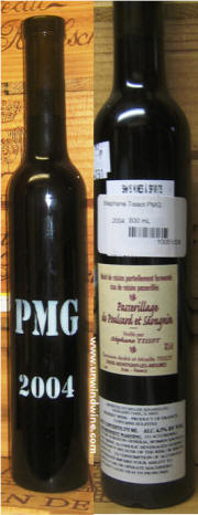 Domaine Tissot Cotes du Jura PMG 2004