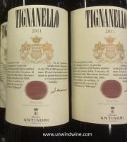 Tignanello 2011